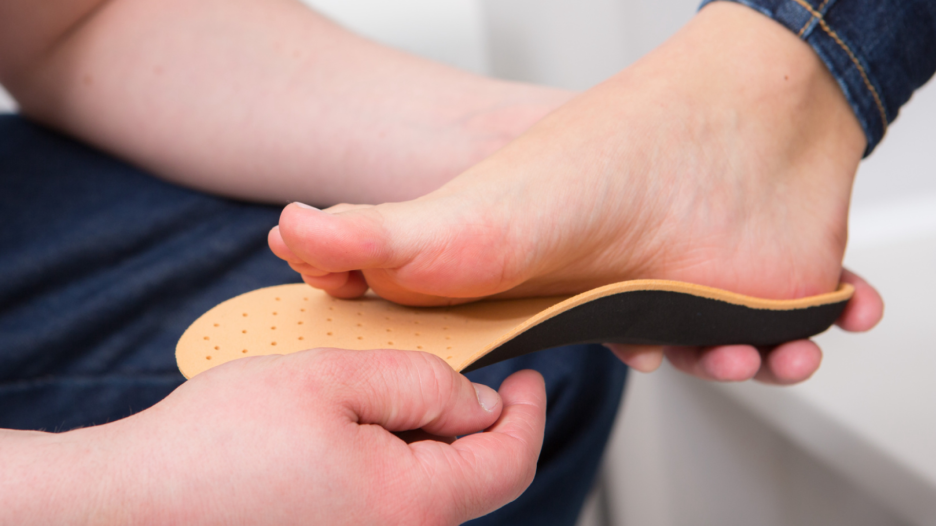 orthotics in Calgary nw